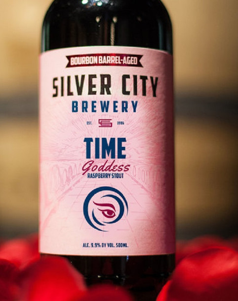 SILVER CITY TIME GODDESS 500ml