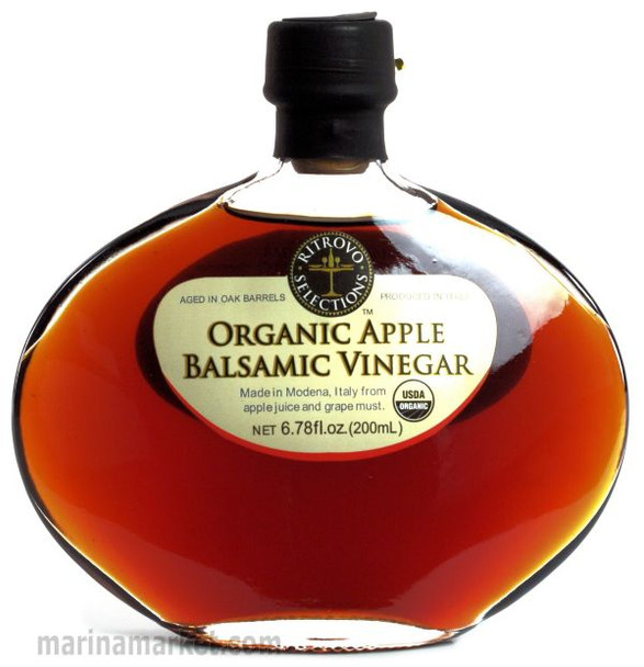 RITROVO ORGANIC APPLE BALSAMIC VINEGAR 200ml