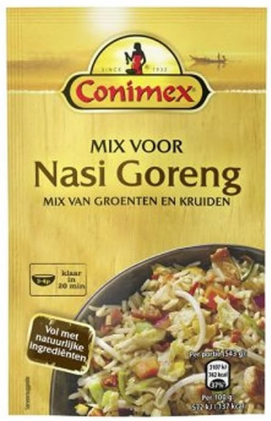 CONIMEX NASI GORENG MIX 37g