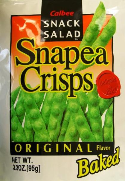 SNAPEA CRISPS 3.3oz