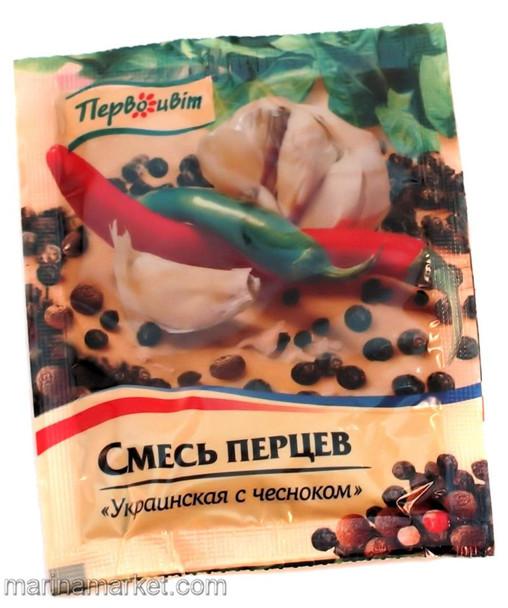 UKRAINIAN PEPPER MIX WITH GARLIC 20g