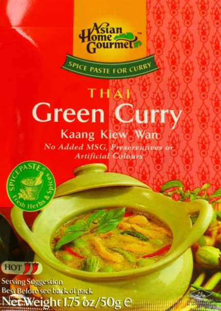 ASIAN HOME GOURMET GREEN CURRY KAANG KIEW WAN