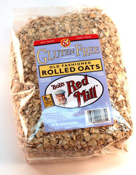RED MILL ROLLED OATS 32OZ
