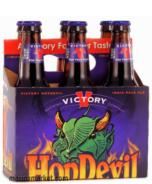 VICTORY HOPDEVIL IPA 6pk