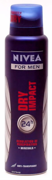 NIVEA MEN 24HR DRY IMPACT