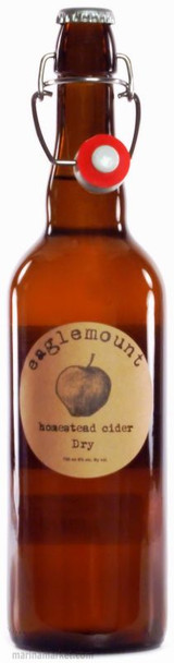 EAGLEMOUNT HOMESTEAD DRY CIDER 750ml