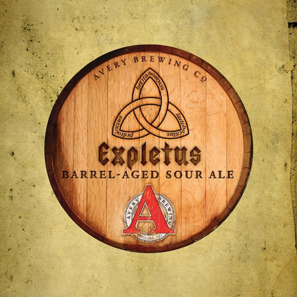 AVERY EXPLETUS BARREL-AGED SOUR ALE 12oz