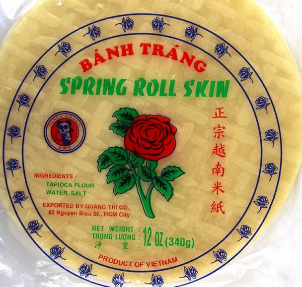SPRING ROLL WRAPPER 340g