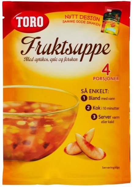 TORO FRUKT SUPPE 149g