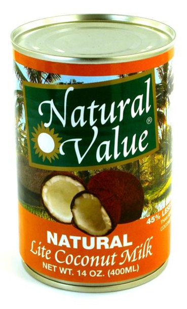 COCONUT MILK LITE 400ML