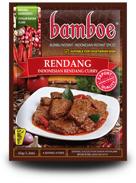BAMBOE RENDANG
