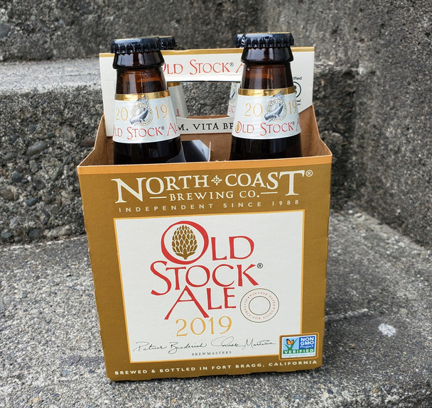 NORTH COAST OLD STOCK ALE 4pk