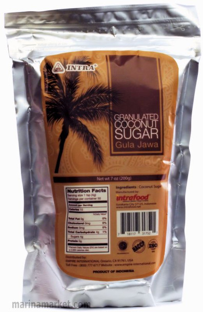 INTRA GRANULATED COCONUT SUGAR
