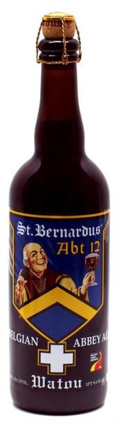 ST BERNARDUS ABT 12 QUAD 750ml