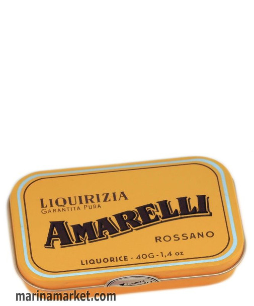 AMARELLI YELLOW TIN 40g