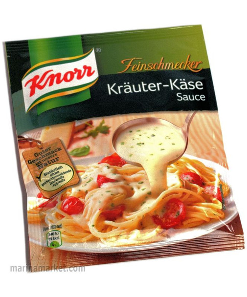 KNORR HERB CHEESE SAUCE 40g