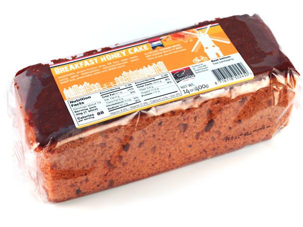 NANNING BREAKFAST HONEY CAKE 400g