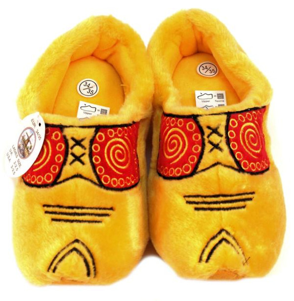 TULIP CLOG SLIPPERS W34/35