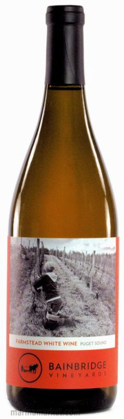 BAINBRIDGE VINEYARDS FARMSTEAD WHITE 750ml
