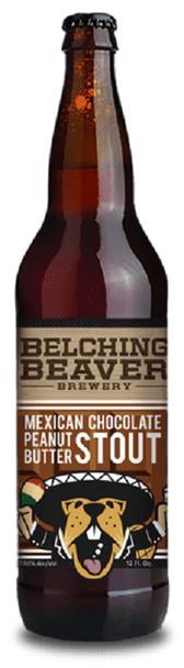 BELCHING BEAVER MEXICAN PEANUT BUTTER STOUT