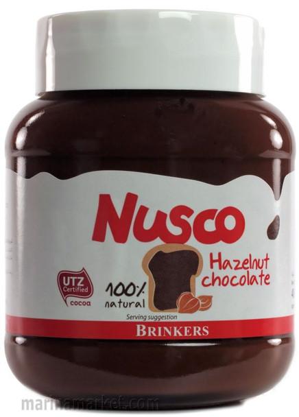 NUSCO CHOCOLATE HAZELNUT 400g