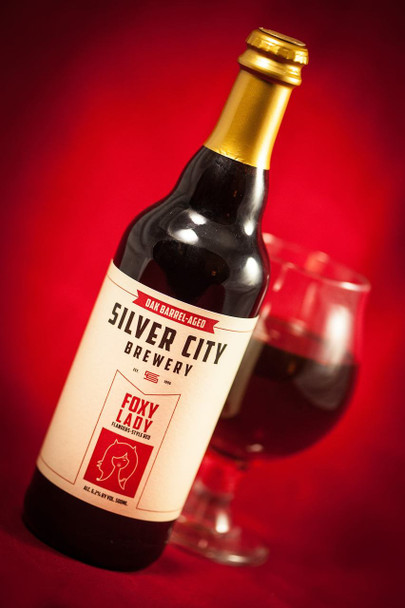 SILVER CITY FOXY LADY 500ml