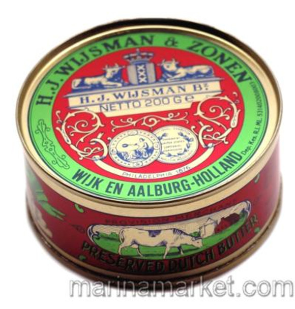 CANNED BUTTER 200g