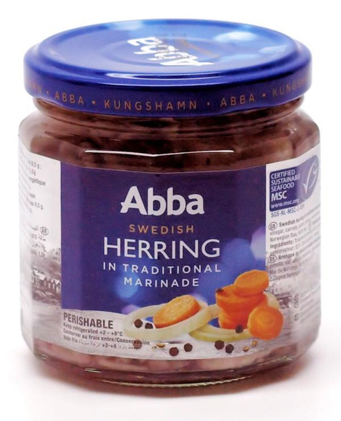 ABBA HERRING TRADITIONAL 240g