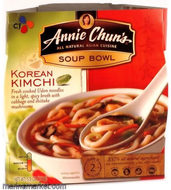 KOREAN KIMCHI SOUP