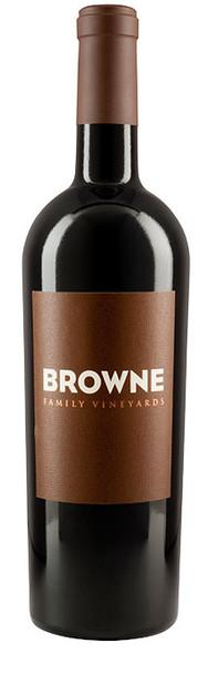 BROWNE 2012 COLUMBIA VALLEY CABERNET SAUVIGNON 750ml