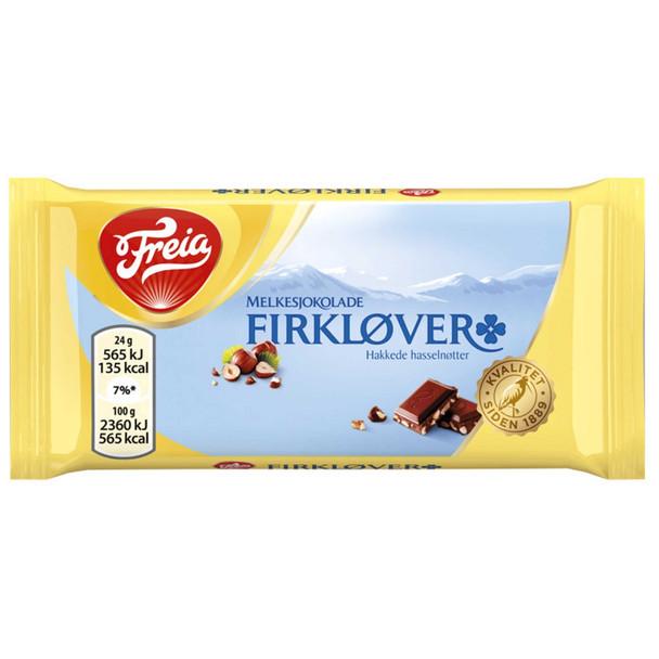 FREIA FIRKLOVER 24g
