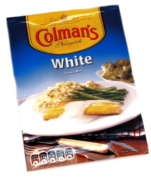 COLEMAN'S WHITE SAUCE MIX