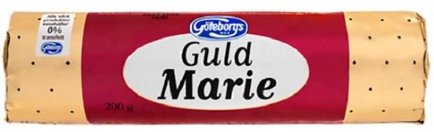 GOTEBORGS JULIA MARIE COOKIES 200g