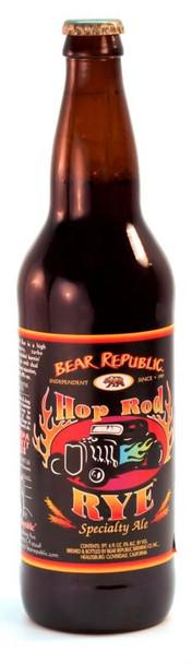 BEAR REPUBLIC HOP ROD RYE 22oz
