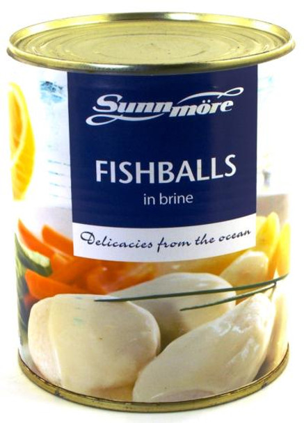 SUNNMORE FISHBALLS 800g