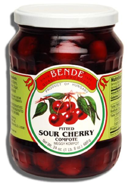 BENDE SOUR CHERRY 680g