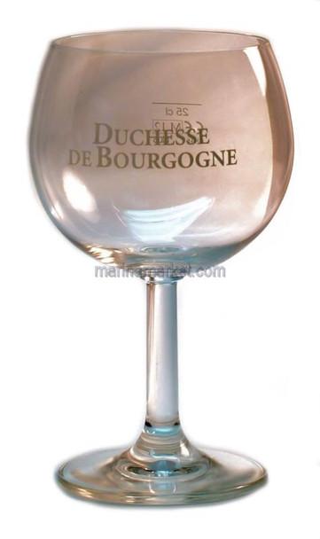 DUCHESSE de BOURGOGNE BEER GLASS 25cl
