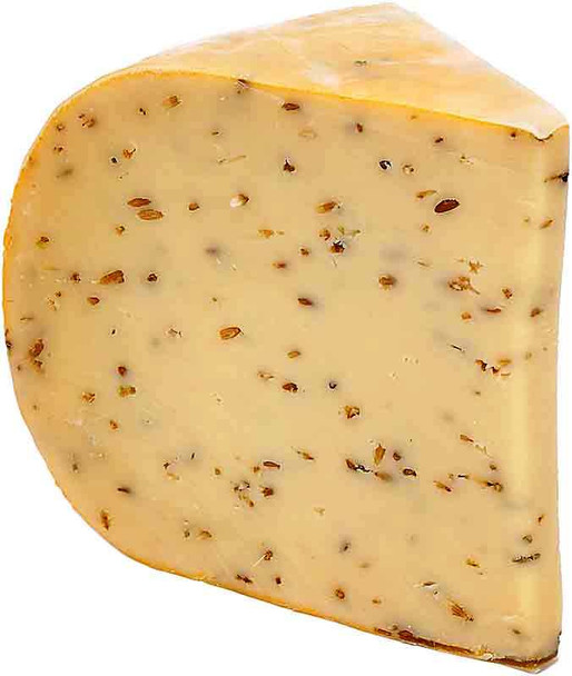 Gouda Cheese with Cumin Seeds per lb