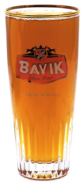 BAVIK GLASS 25CL