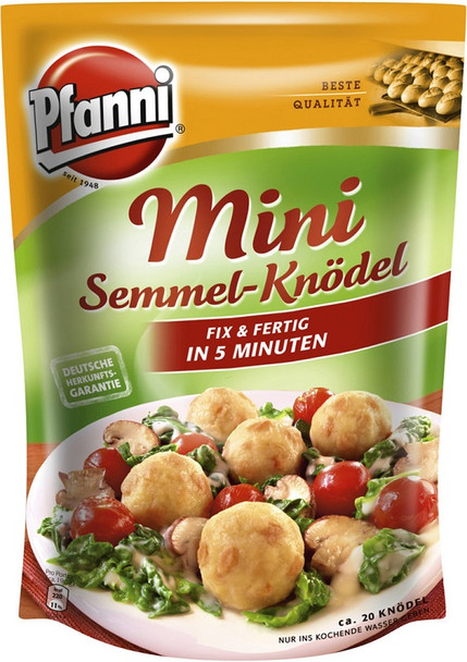 PFANNI MINI BREAD DUMPLINGS 330g