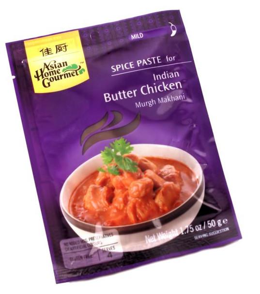 ASIAN HOME GOURMET BUTTER CHICKEN MIX 50 g