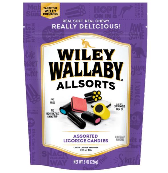 WILEY WALLABY ALLSORTS 9oz