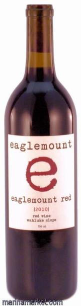 EAGLEMOUNT RED 2010 750ML