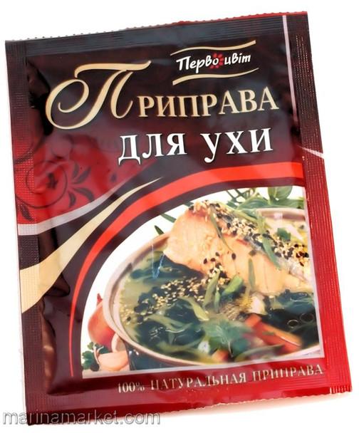 UKRAINE FISH SOUP MIX 25G
