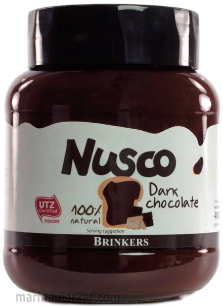 NUSCO DARK CHOCOLATE SPREAD 400g