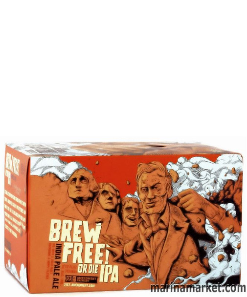 21ST AMENDMENT BREW FREE OR DIE IPA 6pk