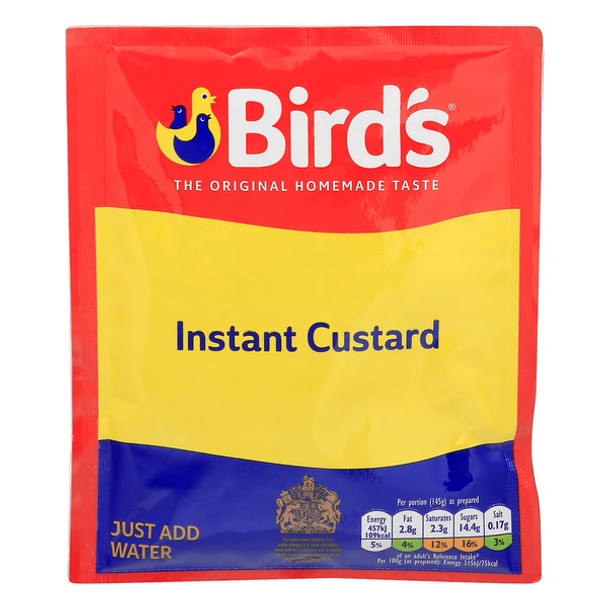 BIRD'S INSTANT CUSTARD 75g