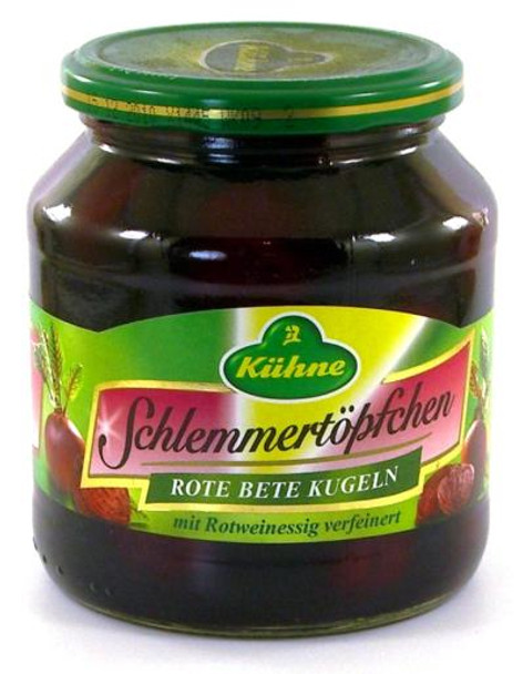 KUHNE BABY BEETROOT 520G