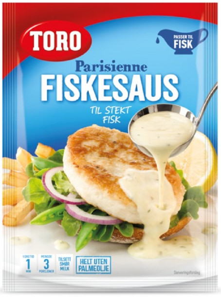 TORO PARISIENNE FISH SAUCE WITH SHALLOTS & PARSLEY 21g