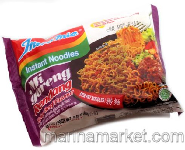 RENDANG FRIED NOODLE 80G